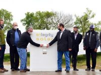 Prairie Grove, Arkansas and Entegrity turn on 498-kW solar array