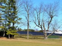 Bucknell University adding a solar array via Encore Renewable Energy