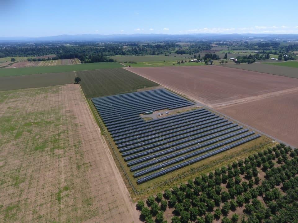 mana monitoring community solar in oregon