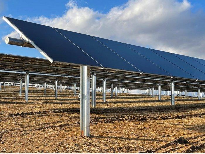 Energix and RPCS solar array