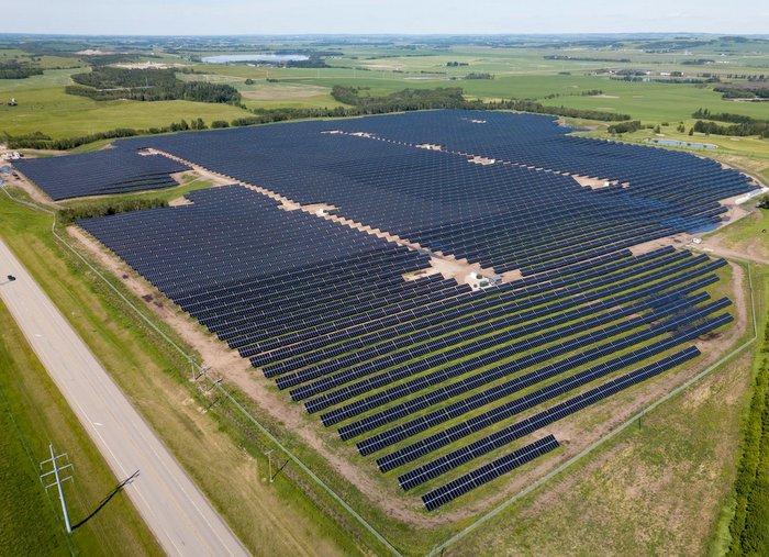 GP JOULE and Concord Pacific's solar portfolio.