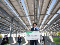D.C.'s largest solar canopy unveiled at Children's National Research & Innovation Campus