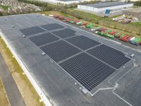 MCS Industries adds 894-kW rooftop solar system at Pennsylvania distribution facility
