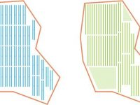 Details on Trina Solar's new Agile 1P Dual Row tracker design