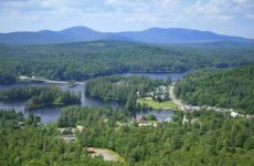Former mine turning into big solar project in Adirondack Park, NY
