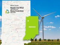 Tri Global Energy sells Indiana solar project to Leeward Renewable Energy