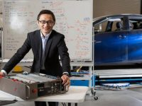 Researchers developing energy storage system that uses retired EV batteries