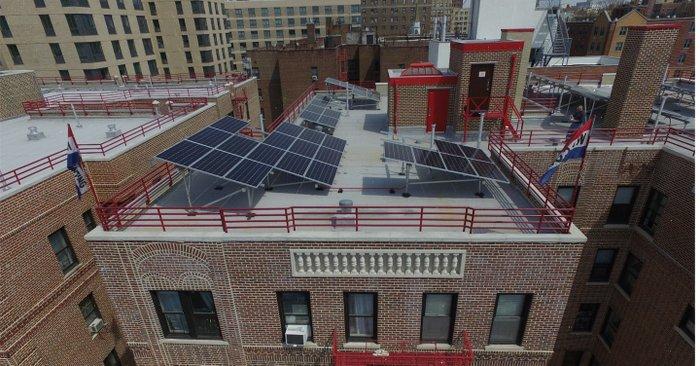 Zara Realty solar project