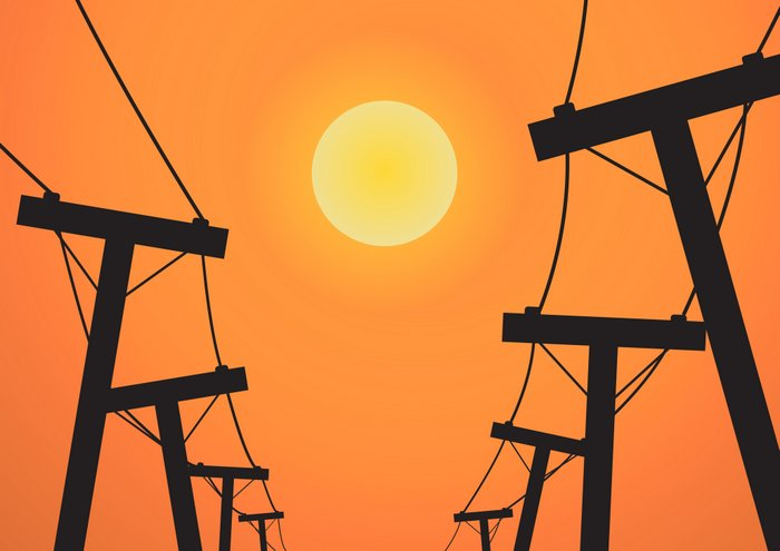 transmission lines utility grid upgrades