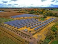 URE, New Energy Equity complete three community solar gardens in Minnesota
