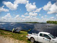 N.C. Duke Energy landfill solar project approved