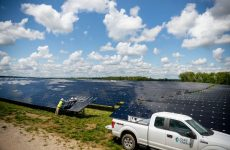 N.C. Duke Energy landfill solar project approved