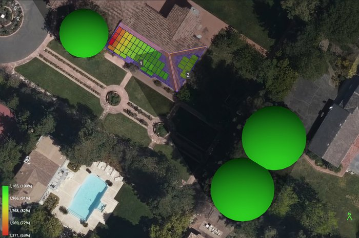 Folsom Labs shade analysis
