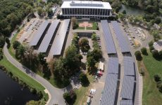 Critical Infrastructure: Solar carports anchor microgrids at facilities that need them most