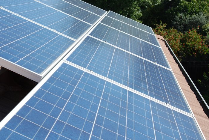 Residential Product 1 - Magerack Solar Mounting System