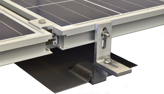 Residential Product 2 - MageMount Rail-less Solar Mounting System