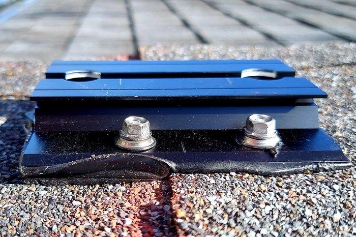 Roof Tech butyl rubber mount
