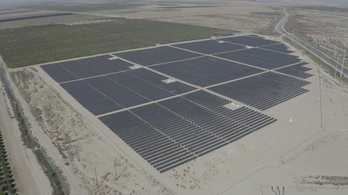 Sunfolding_SolarBuilder Aerial