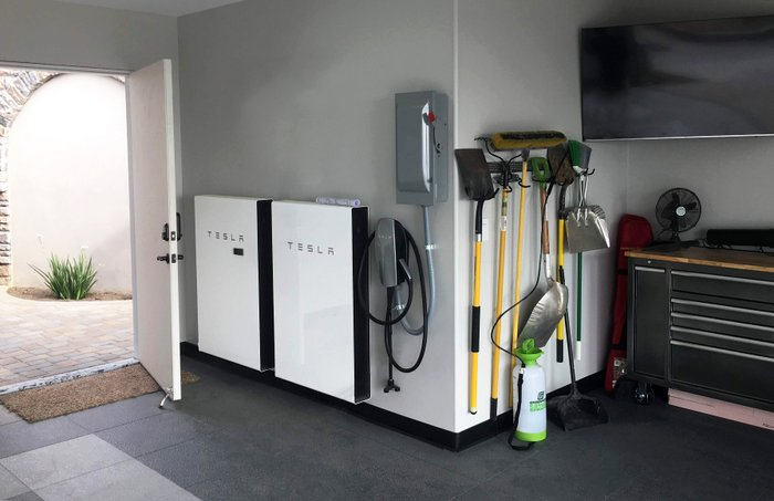 Swell Energy install in California