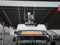 Check out this solar canopy-mounted electric bus charger from AMPLY Power, Duke Energy