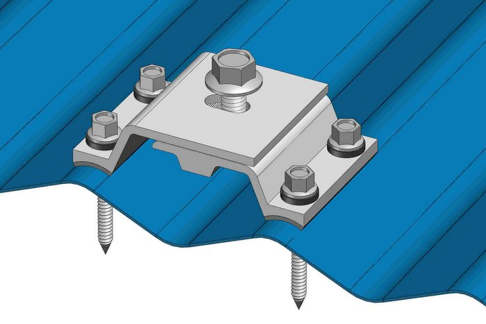 R, CH and CL mounting brackets