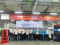 Trina Solar's 550-W Vertex modules now rolling off Vietnam production lines