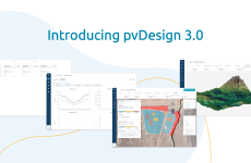 Here's what's new in pvDesign 3.0 from RatedPower
