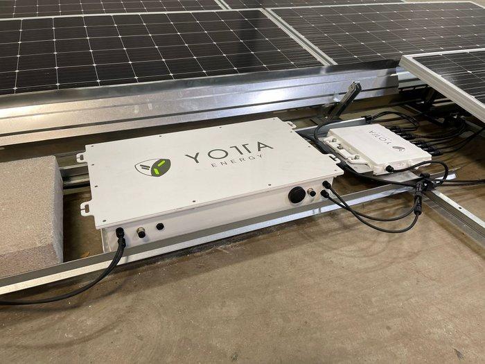 Yotta Energy Storage APsystems