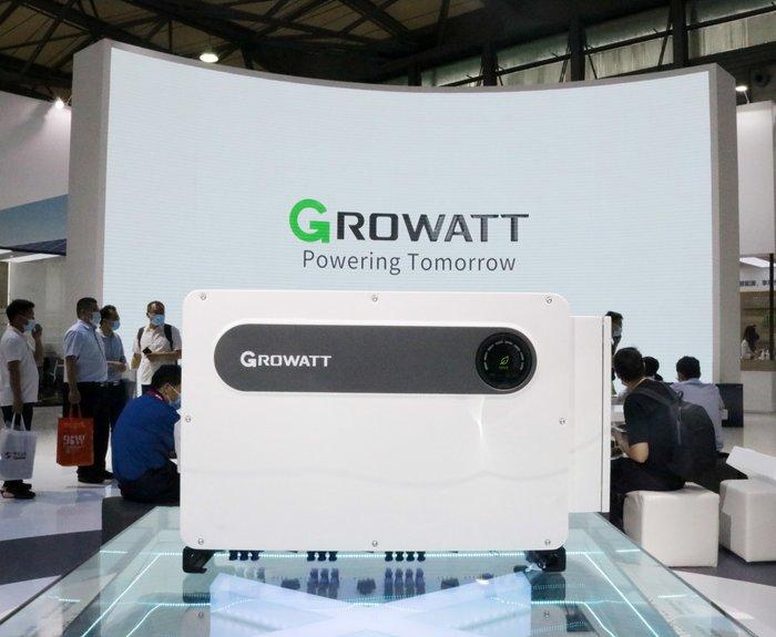Growatt launches high-power MAX 100-125KTL3-X LV inverter
