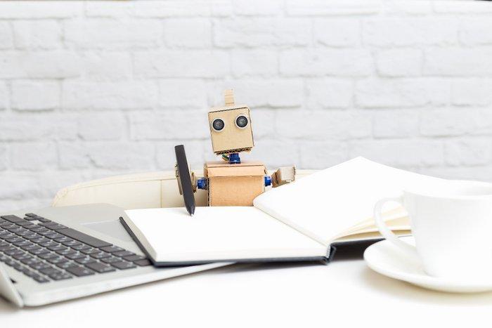 handwritten-marketing-notes-robot