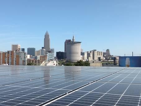 BT Solar Cleveland