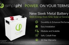 SimpliPhi beefs up the casing of its PHI 3.8-M LFP battery