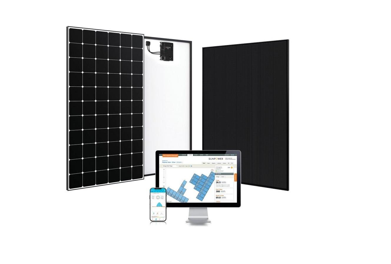 Maxeon AC solar