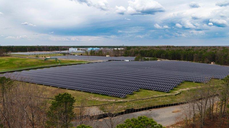 EDF Renewables New Jersey solar
