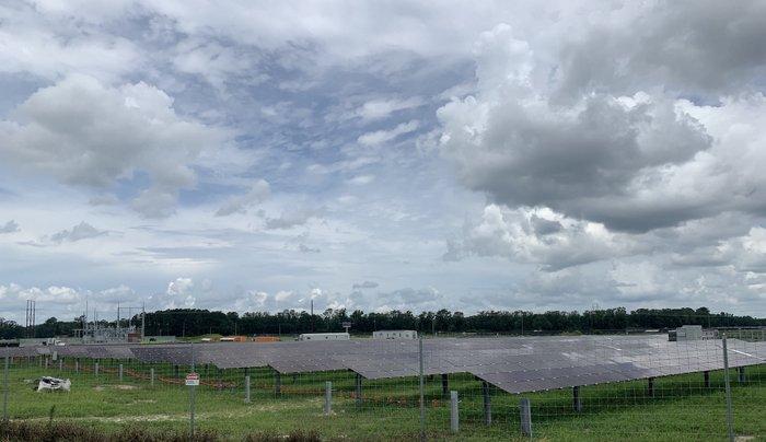 Trent River Solar project