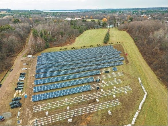 Shelburne Museum solar projects
