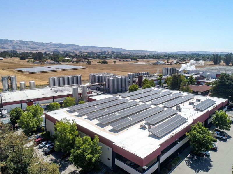 LG Solar Lagunitas