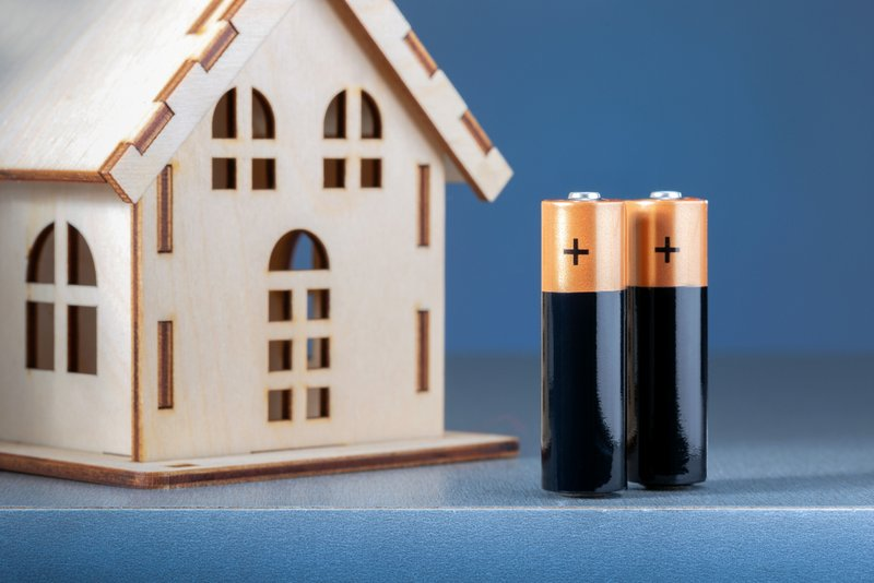 home battery sizing