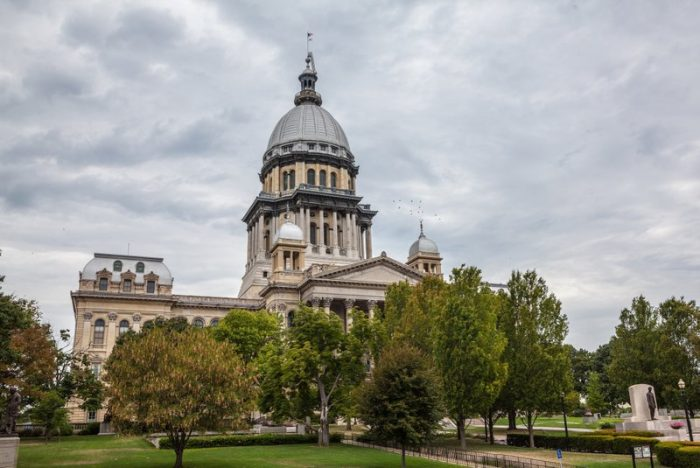 Illinois state house