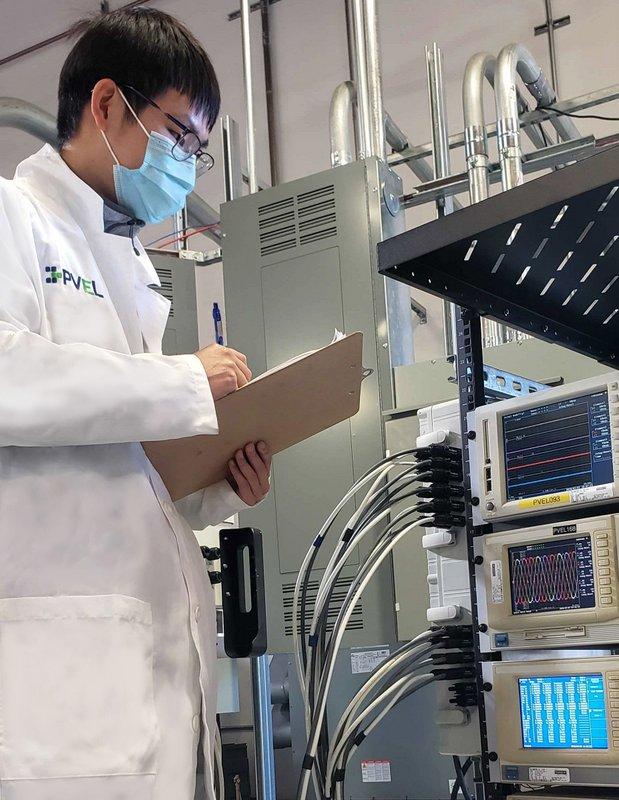 PVEL Inverter Testing Power Measurement