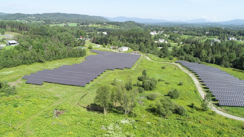 Encore Renewables auto salvage yard