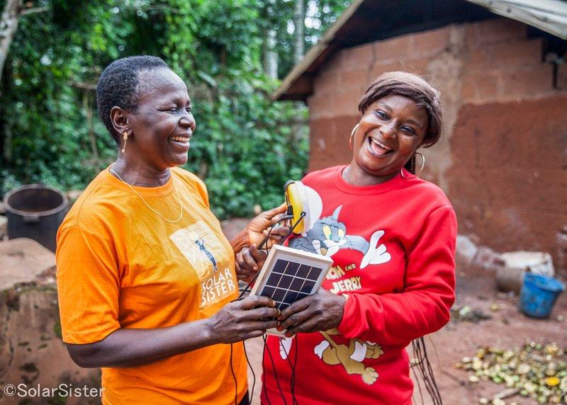 Solar Customer, Enugu, Nigeria