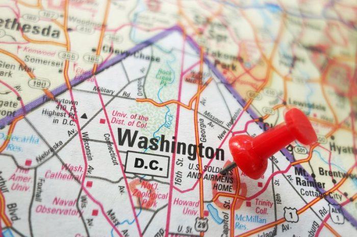 washington DC solar